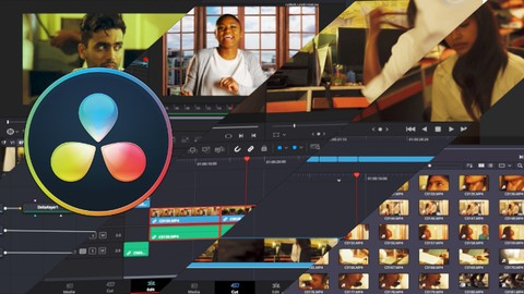 One Stop Video Post production with Davinci Resolve 16 & 17