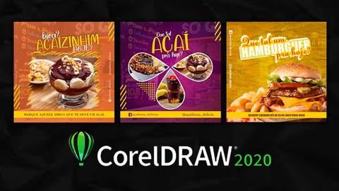 CorelDRAW Graphics Suite 2020 - Seus primeiros Flyers