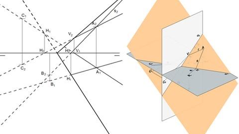 Curso básico de Sistema Diédrico