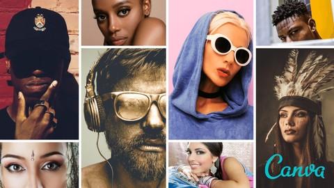 CANVA: Create Your Graphic Design & Personal Brand