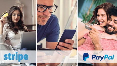 PAYPAL & STRIPE: Online Payment Systems. 2 in 1