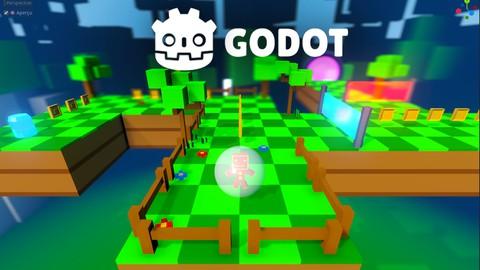 Godot Engine : Création de jeux 3D avec le moteur libre