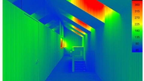Iluminación Natural arquitectónica en Velux