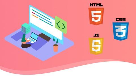 Crea una página web moderna con HTML CSS Y JAVASCRIPT