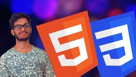 Learn CSS3 & HTML5 Full Course For (Beginners & Advanced)