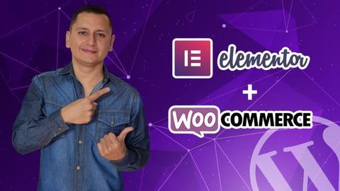 Crea tiendas y sitios web desde cero con Elementor Pro (2x1)