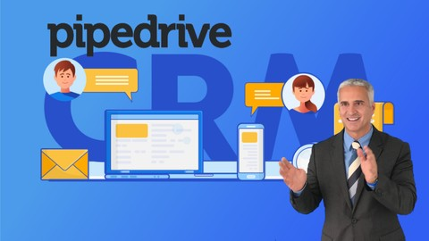 Pipedrive CRM curso en Español - Actualizado Noviembre 2020