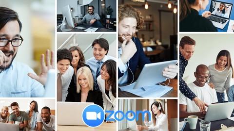 Online Video Meetings, ZOOM, Webinar & Streaming Masterclass