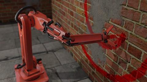 Creare un braccio robotizzato a sei assi in Blender
