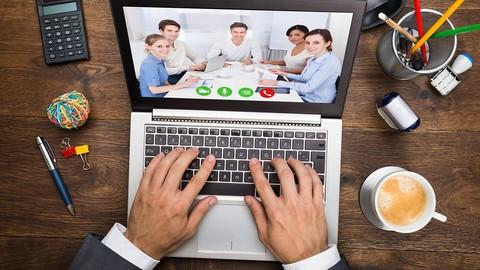 The 60 Minute Masterclass on Facilitating Virtual Meetings