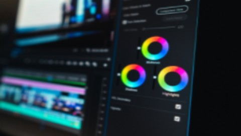 Melakukan Color Grading di Adobe After Effects