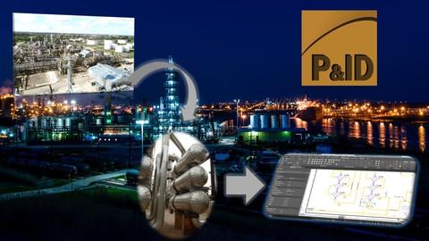 Diseño de planos de procesos con CADWORX P&ID