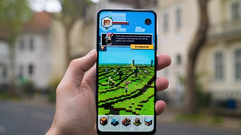 Unity app development: Make a monetized gaming application