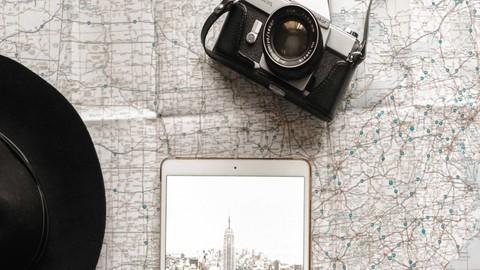 Mendesign Tampilan Travel Agency