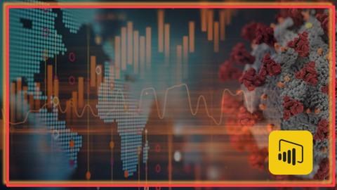 Análisis Avanzado de Datos con Power BI usando la COVID19API