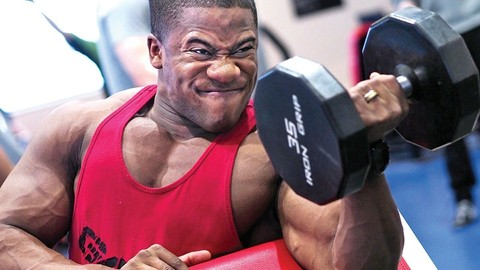 Weightlifting-Pro: Professional Muscle Building Crash Course
