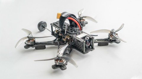Learn How to Fly an FPV Drone and Track a Moving Car