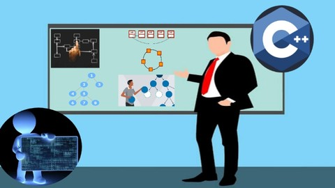 Master Data Structures , Algorithms & Interview using C++