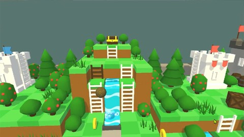 Unity 3D Game Development: Learn Hands-On