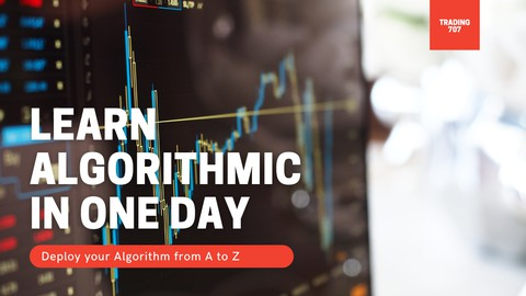 2021: Learn algorithmic trading in one day