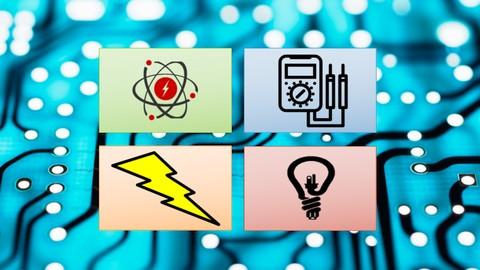 Electricidad básica y teoría de circuitos para principiantes