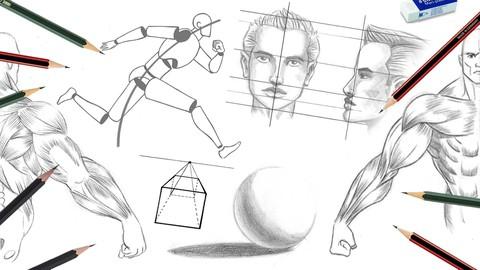 ¡Aprenda a dibujar desde cero!