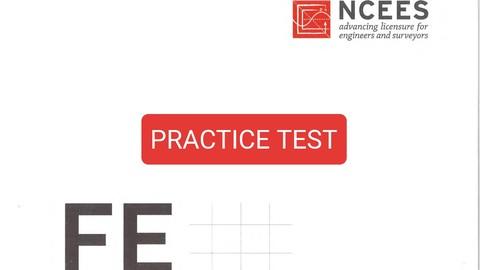Fundamentals Of Engineering (FE) Practice Exams (July 2020+)