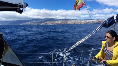 Яхтинг на Канарских островах