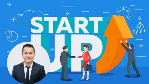 Startup Course : Learn How to build Tech Startup
