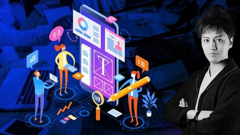 誰でもかんたんに学べるUI/UX改善をするためのコトハジメ|良いUI/UXを生み出すためのプロセスを学ぶことができる!