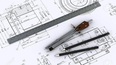 كورس الرسم الهندسي المستوى الأول ( الشرح )