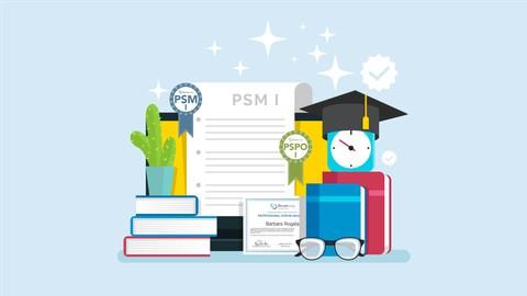 Przygotowanie do PSM I, PSPO I, CSM - testy Scrum, Agile
