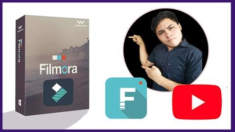 Aprender a utilizar FILMORA en 6 pasos (FILMORA GRATIS FULL)