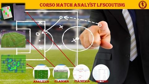 Corso Match Analyst Professionista