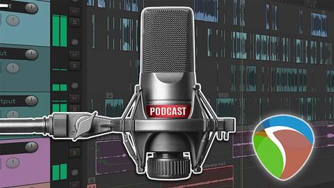 Curso Completo de Edição de Podcast com o Reaper