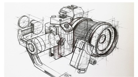 Object Drawing From Beginner To Advanced Level Techniques