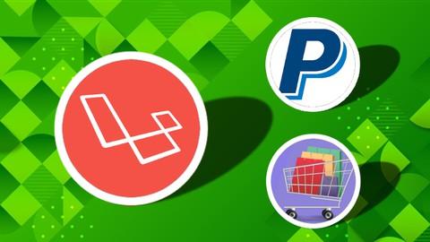 Laravel 8.X & 7.X : Build an e-commerce web application