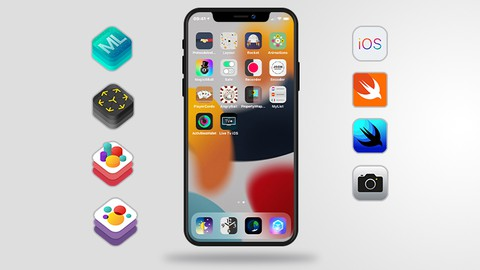 Complete iOS App Development  Bootcamp - UIKit And SwiftUI