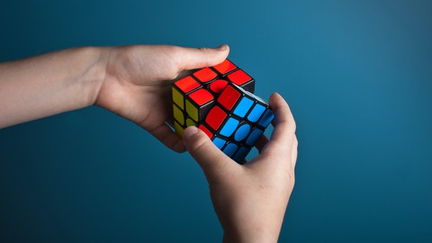 The Complete Rubiks Cube Course 2021: From Zero to Expert!
