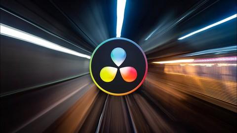 Davinci Resolve 16 Video editing and Color Grading