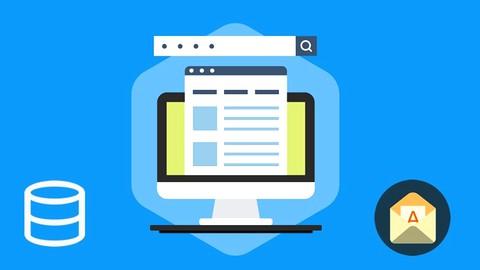 Sube tu pagina web al hosting, correos, mysql, Indexar web