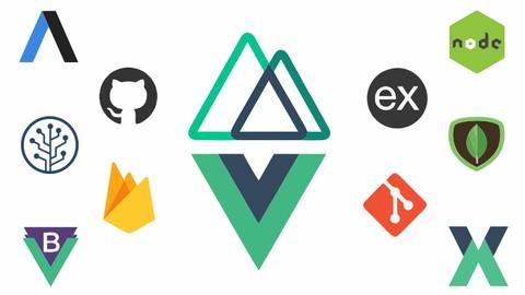 Vue.js - Nuxt.js: Başlangıçtan İleri Seviyeye | 2020