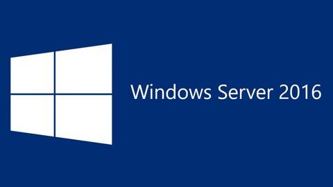 Instalação e Configuração do Windows Server 2016
