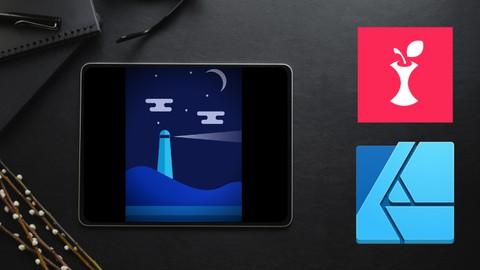 iPad Art and Animation: Affinity Designer and Core Animator