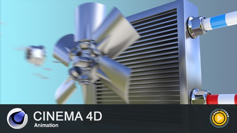 Cinema 4D S24 Animation