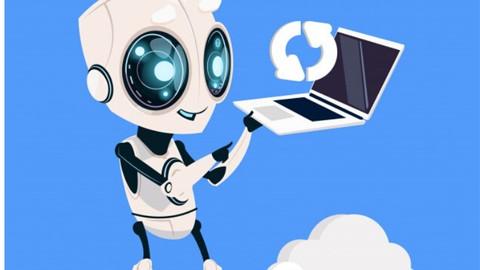 Mega robo milionário-afiliado profissional marketing digital