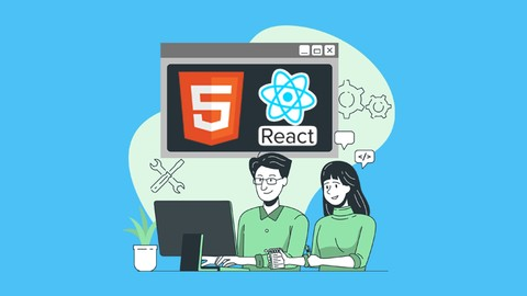 React JS  For Beginner Convert Any HTML Site To React JS