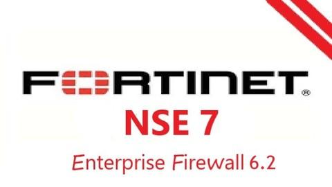 Fortinet NSE7 - Enterprise Firewall 6.2 ( 2020 )