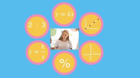GCSE Grade 4-6 | Ratio, Proportion & Rate of Change
