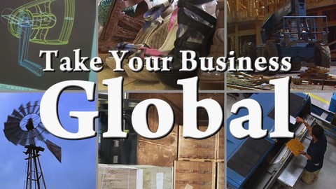 How to Take your Business International - Going Global